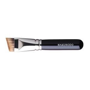 HAKUHODO Eyebrow Brush L Angled G535