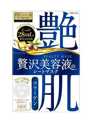 Utena Premium Puresa Beauty Mask Collagen