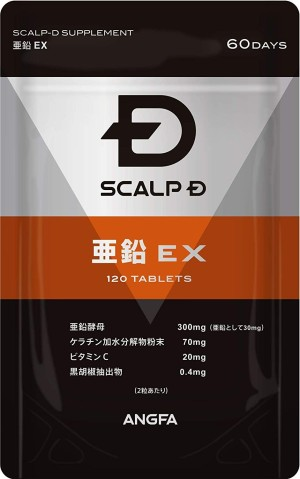 ANGFA SCALP-D Zinc EX
