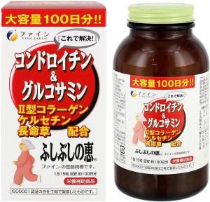 Fine Japan Chondroitin & Glucosamine 100