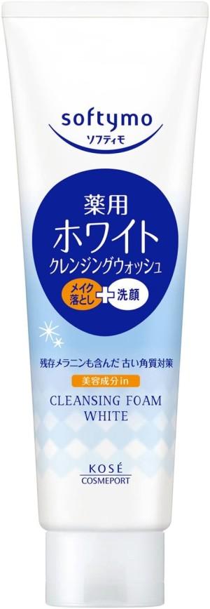 Kose Softymo Medicinal White Cleansing Foam