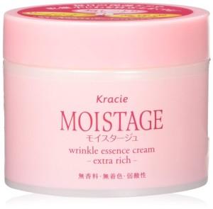 Kracie Moistage Wrinkle Essence Cream Extra Rich