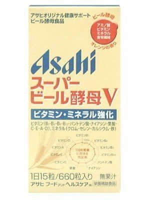 Asahi Super Brewer's Yeast