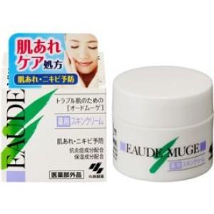 Kobayashi Pharmaceutical Eaude Muge Medicated Skin Cream