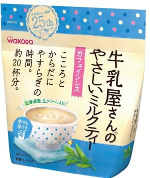 Wakodo Decaffeinated Milk Tea
