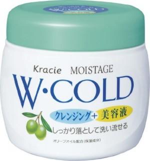 Kracie Moistage W Cold Cream
