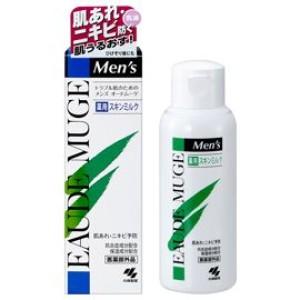 Kobayashi Pharmaceutical Eaude Muge Men's Medicated Milk