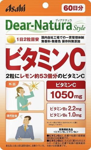 Asahi Dear-Natura Vitamin C