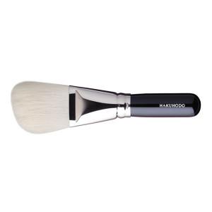 HAKUHODO Finishing Brush Angled B100