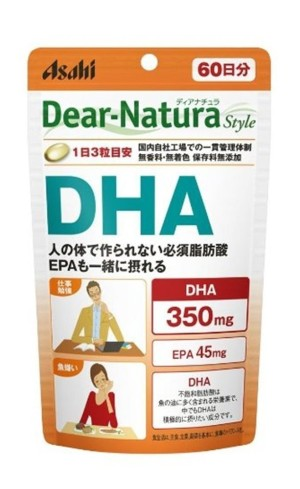 Asahi Dear-Natura DHA (60 days)