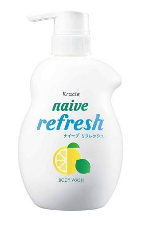 Kracie Naive Refresh Body Wash Citrus