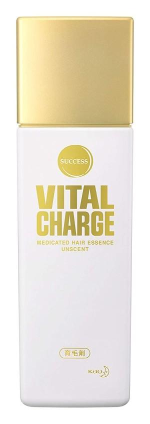 Kao Success Vital Charge Medicated Hair Tonic