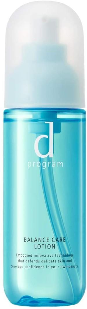 Shiseido d Program Balance Care Lotion