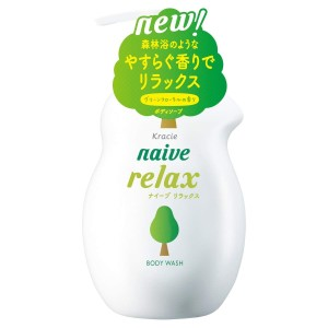 Kracie Naive Relax Body Wash