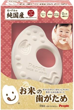 People Rice Series Teether 0+