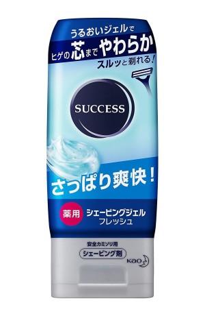 Kao Success Refreshing Shaving Gel