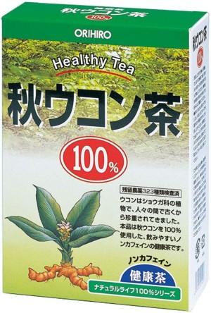 Orihiro 100% Autumn Turmeric Tea