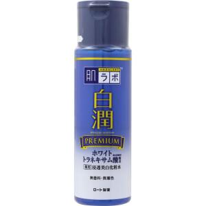 Moisturizing and whitening lotion Hada Labo Shirojun Premium Lotion