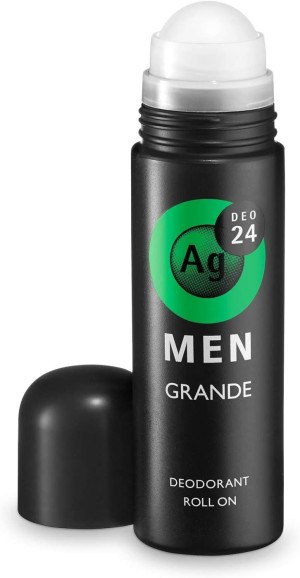 SHISEIDO Ag+ MEN 24 Deodorant Roll On