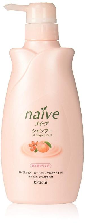 Kracie Naive Shampoo Rich