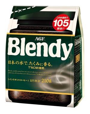 AGF BLENDY MELLOW & RICH