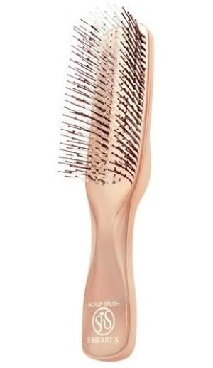 S-Heart-S WORLD MODEL LONG Scalp Brush