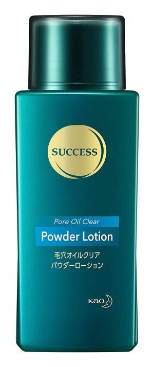 Kao Success Pore Clear Oil Powder Lotion