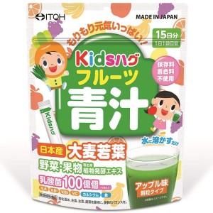 ITOH Kids Fruit Green Juice