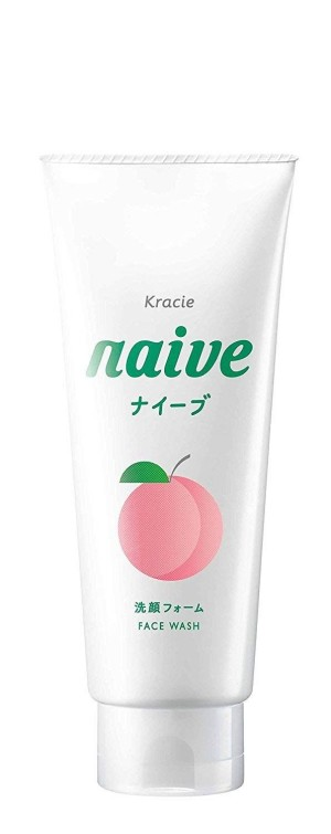 Kracie Naive Peach Cleansing Foam