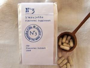 JPB L'amulette Placental Food Supplement