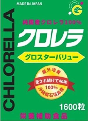 Chlorella Gloucester Value