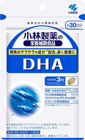Kobayashi Pharmaceutical DHA