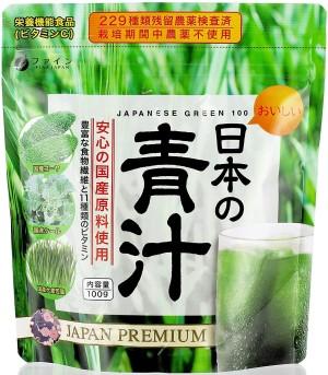 Fine Japan Japanese Green 100