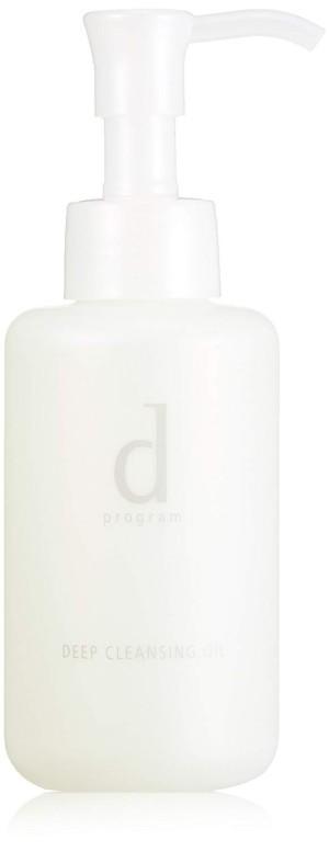 Shiseido D Program Deep Cleansing Oil