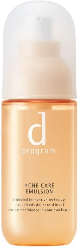 Shiseido D-Program Acne Care Emulsion