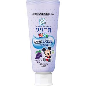 Lion CLINICA Kid's Gel Toothpaste (Grape)