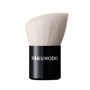 Hakuhodo Kinoko Brush BkA Rd & Agld