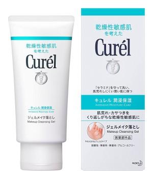 KAO Curel Gel Makeup Remover