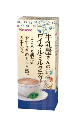 Instant black tea with milk of Milman's Royal Milk Tea