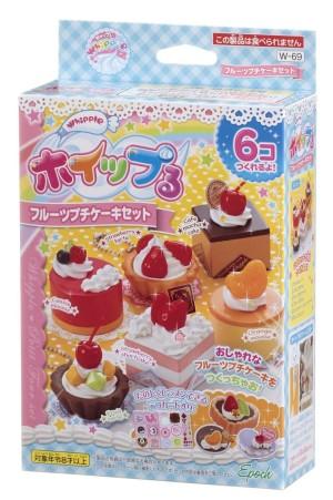 Epoch Hoipuru MIX fruit cakes
