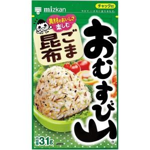 Natural seasoning for rice Mizkan Omusubiyama with sesame and chicken