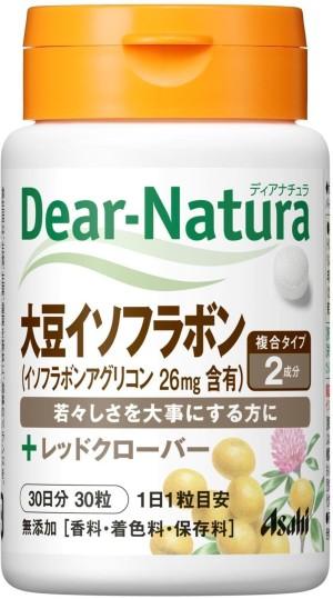 Asahi Dear-Natura Soy Isoflavone