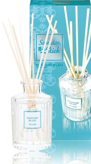 Natural fragrance for home Sawaday Black stick Parfum Blue