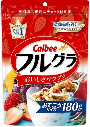 Calbee Fruit & Nut Granola