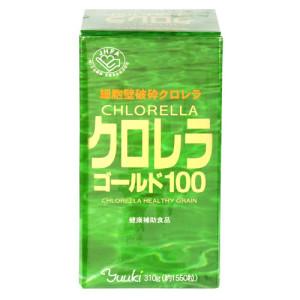 YUKI CHLORELLA GOLD 100