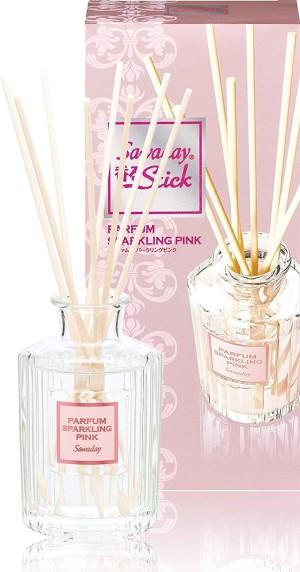 Natural fragrance for home Sawaday stick Parfum sparkling pink