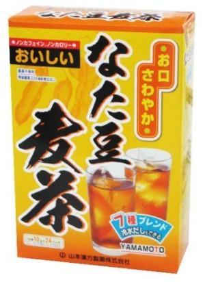 Yamamoto Kanpo Sword Bean Barley Tea