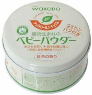 Wakodo Siccarol Natural Baby Powder