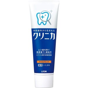 Lion Clinica Toothpaste