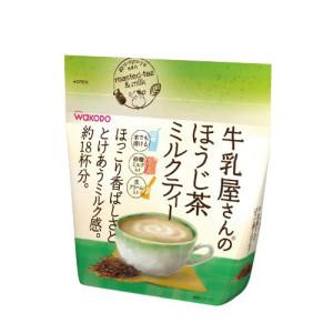 Wakodo Roasted-Tea & Milk